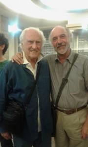 Con Pino Solanas
