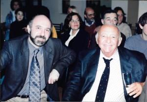 Con Bernardo Neustard