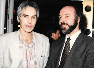 Con Jorge Polaco