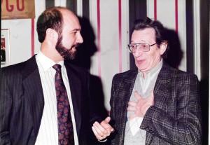 Con Norman Briski