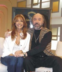 Junto a Patricia Lage